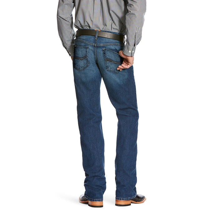 Ariat M5 Slim Stretch Legacy Stackable Straight Leg Jean MEN - Clothing - Jeans ARIAT CLOTHING ONLY! Teskeys