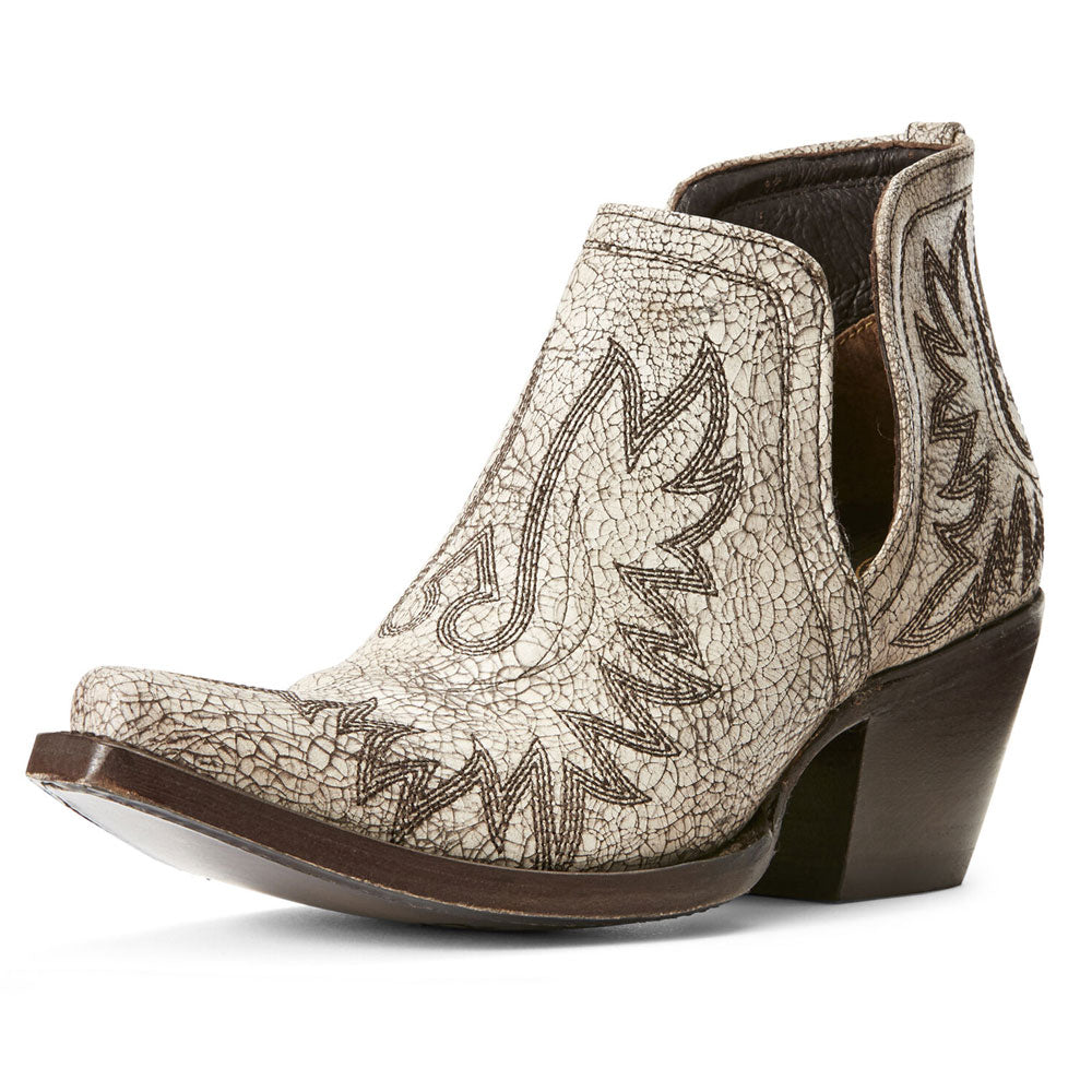 Ariat Dixon Blanco Bootie WOMEN - Footwear - Boots - Booties Ariat Footwear Teskeys