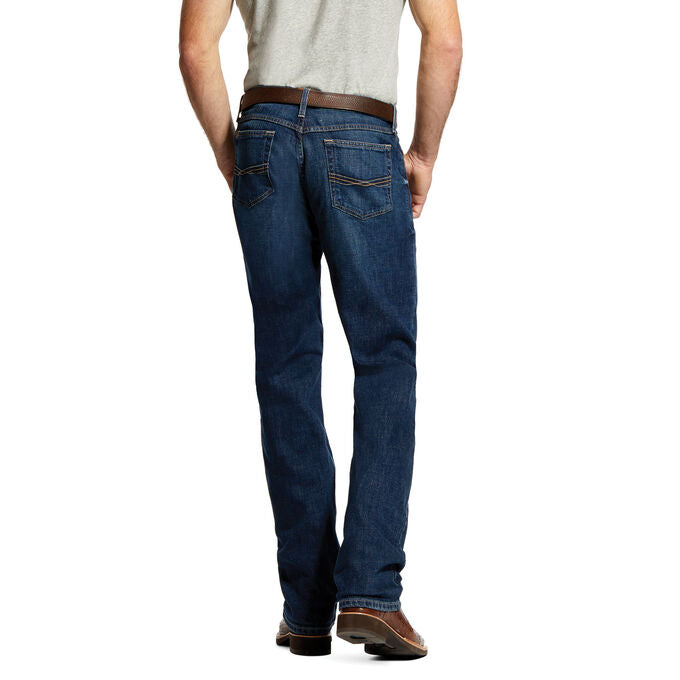 Ariat M1 Vintage Stretch Legacy Stackable Straight Leg Jean MEN - Clothing - Jeans ARIAT CLOTHING ONLY! Teskeys