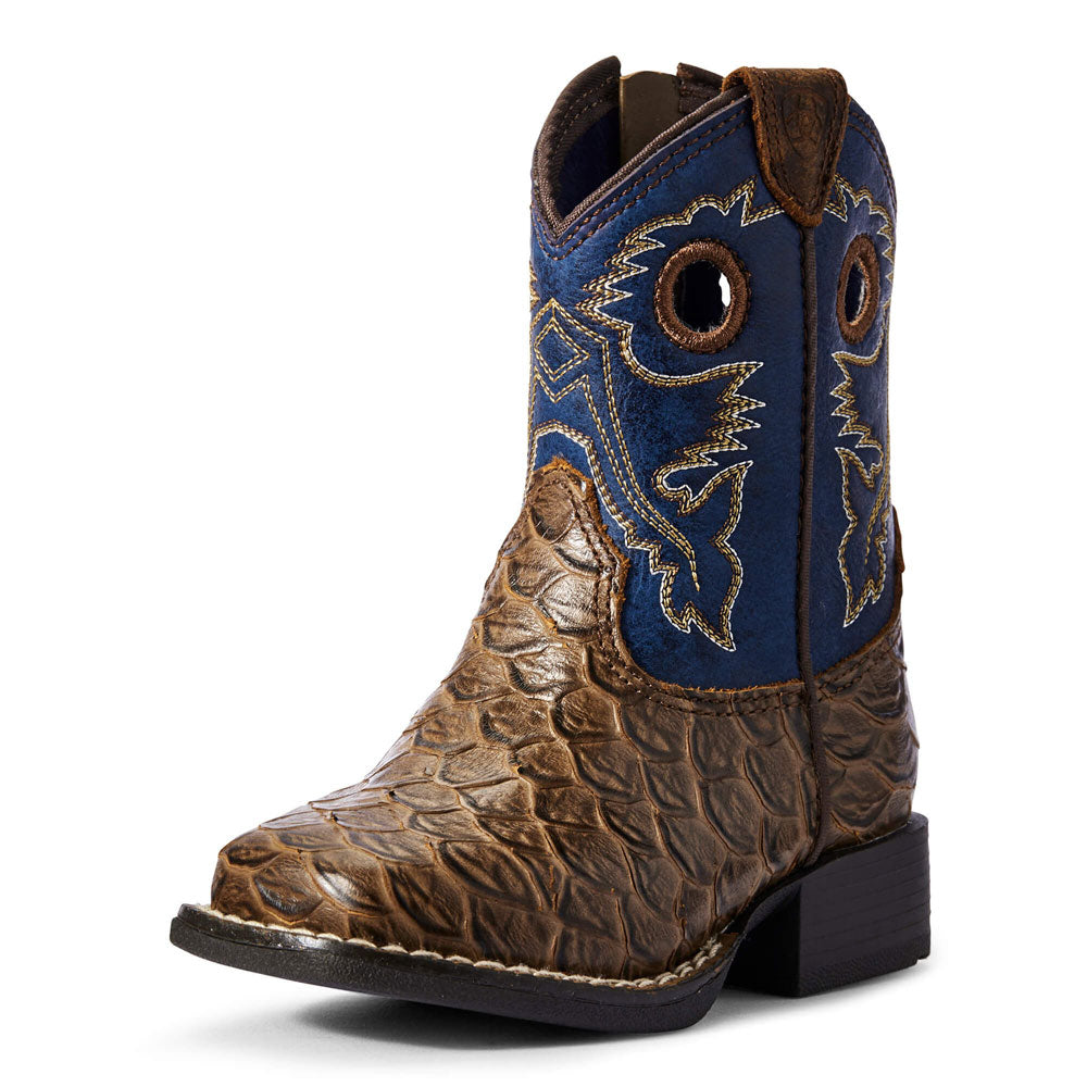 Ariat Toddler Lil Stompers Orlando Boot KIDS - Boys - Footwear - Boots M&F WESTERN PRODUCTS Teskeys