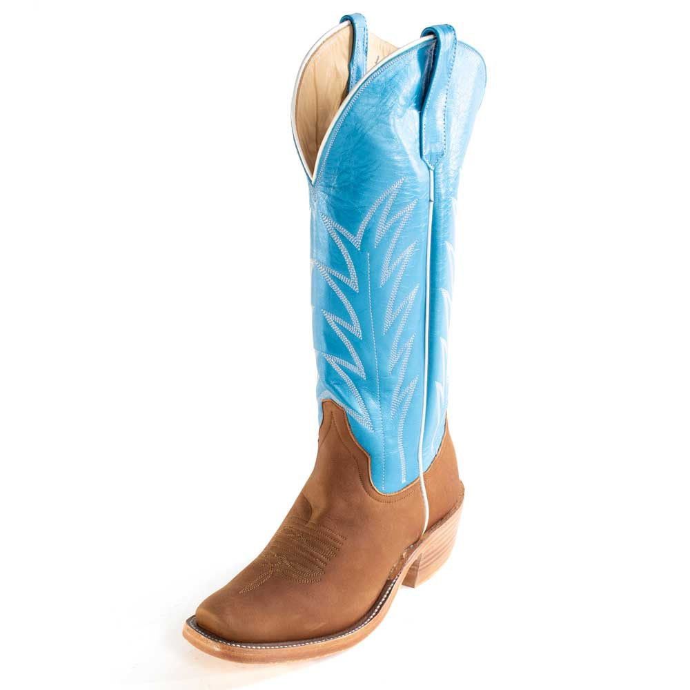 Rios of Mercedes Big League Bluebird Boot MEN - Footwear - Western Boots RIOS OF MERCEDES BOOT CO. Teskeys