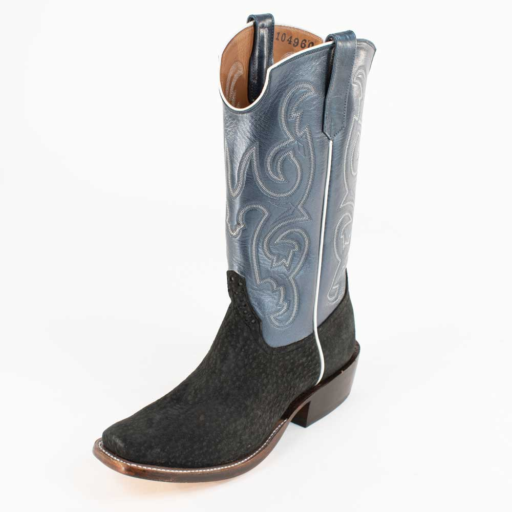 Rios of Mercedes Carpincho Boot MEN - Footwear - Exotic Western Boots RIOS OF MERCEDES BOOT CO. Teskeys