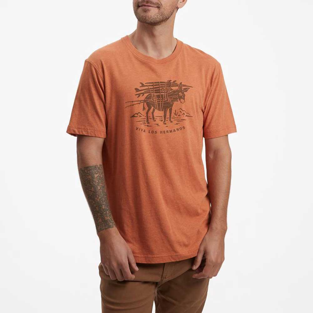 Howler Burro T-Shirt MEN - Clothing - T-Shirts & Tanks HOWLER BROS Teskeys