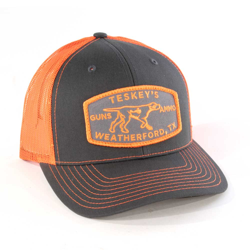 Teskey's Guns & Ammo Pointer Cap TESKEY'S GEAR - Baseball Caps RICHARDSON Teskeys