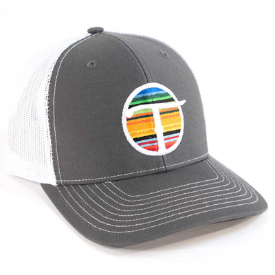 Teskey's Serape Circle T 3D Logo Cap TESKEY'S GEAR - Baseball Caps RICHARDSON Teskeys