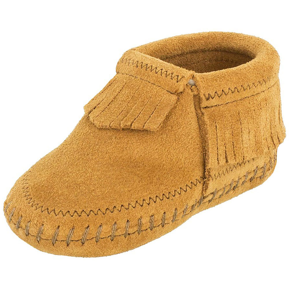 Minnetonka Infant Riley Bootie KIDS - Baby - Baby Footwear MINNETONKA Teskeys