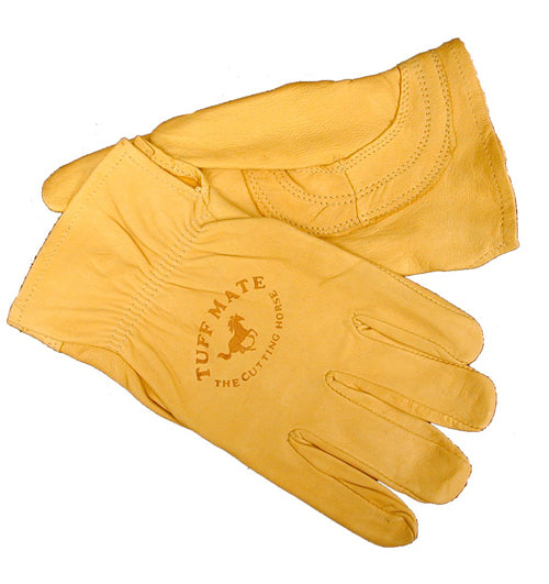 Tuff Mate Cutting Horse Gloves Farm & Ranch - Barn Supplies - Accessories Tuff Mate Teskeys