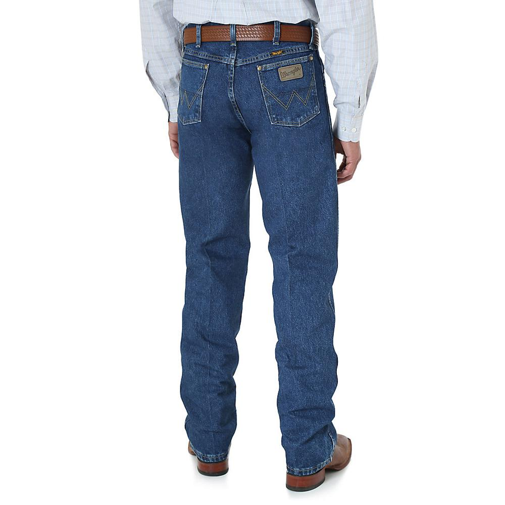 George Strait Cowboy Cut Original Fit Jeans MEN - Clothing - Jeans WRANGLER Teskeys