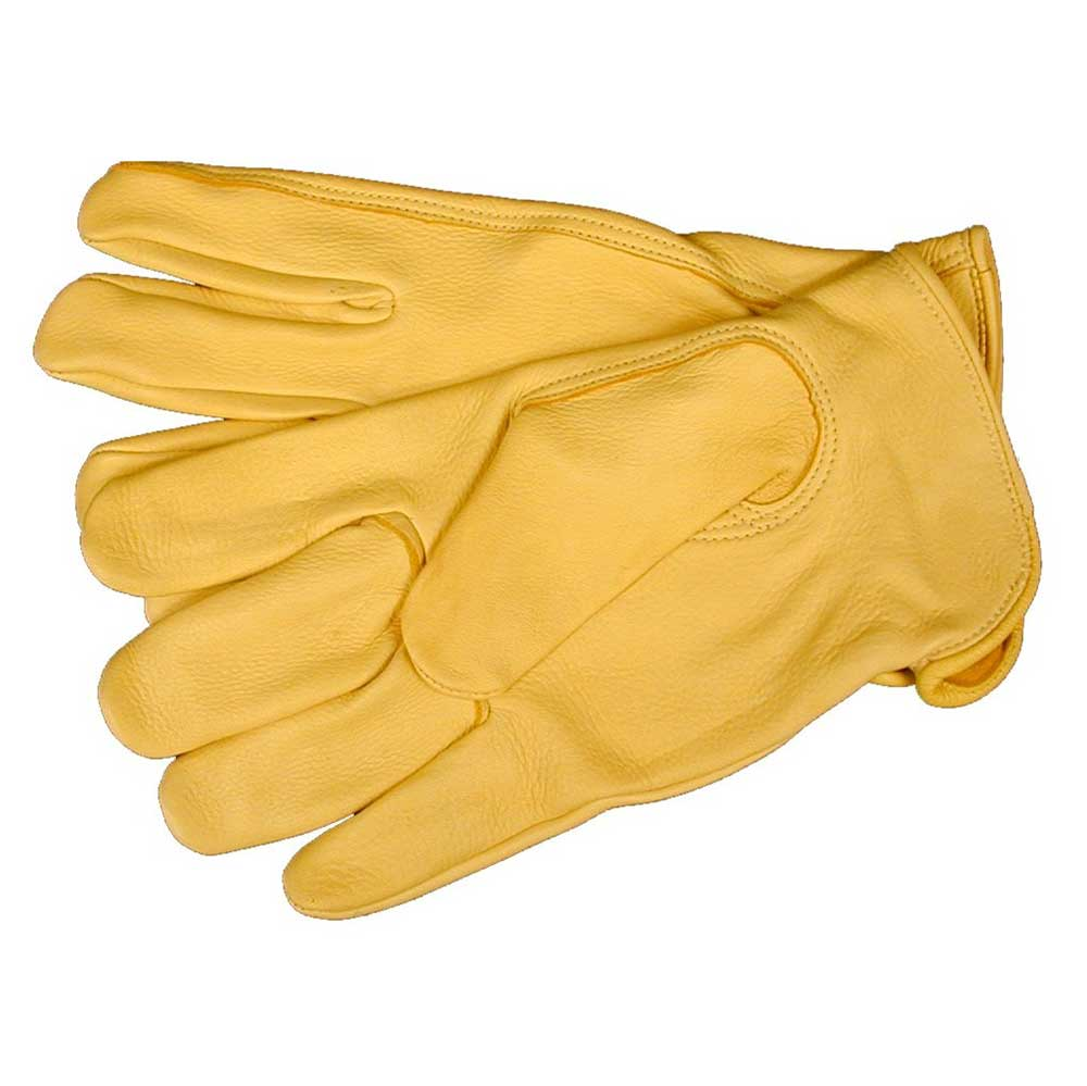 Tuff Mate Genuine Deer Skin Gloves Farm & Ranch - Barn Supplies - Accessories Tuff Mate Teskeys