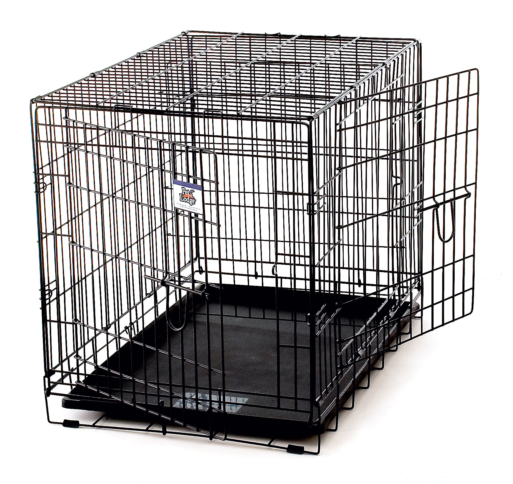 Pet Lodge Wire Pet Crate FARM & RANCH - Animal Care - Pets - Accessories - Kennels & Beds Pet Lodge Teskeys