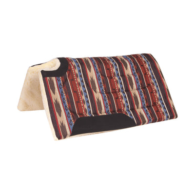Sierra Herculon Cut Back Pad Tack - Saddle Pads Mustang Teskeys
