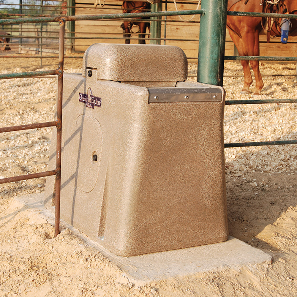 Classic Equine UltraFount Two Drink Farm & Ranch - Barn Supplies - Buckets & Feeders Classic Equine Teskeys