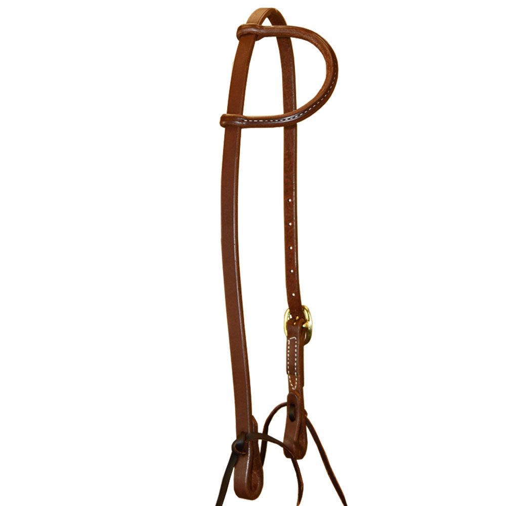 Teskey's One Ear Headstall Tack - Headstalls - One Ear Teskey's Teskeys