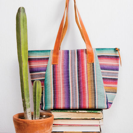Soft Fiesta Tote WOMEN - Accessories - Handbags - Tote Bags ALTIPLANO, INC Teskeys