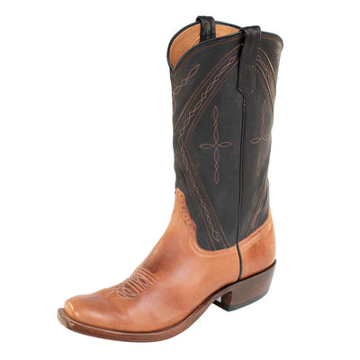 Rios of Mercedes Brown Remuda MEN - Footwear - Western Boots RIOS OF MERCEDES BOOT CO. Teskeys