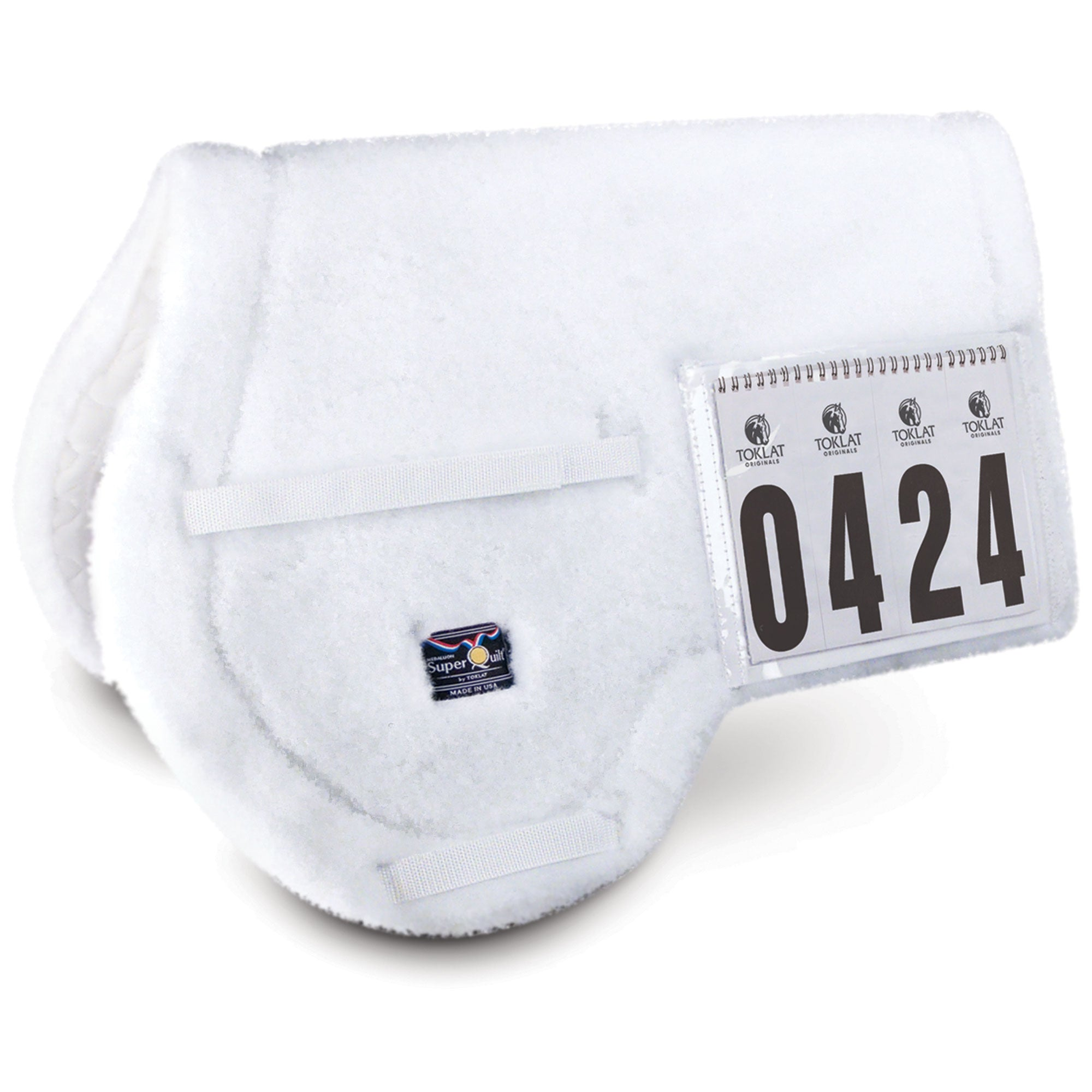 SuperQuilt Close Contact Number Pad Tack - English Tack & Equipment - English Tack Toklat Teskeys