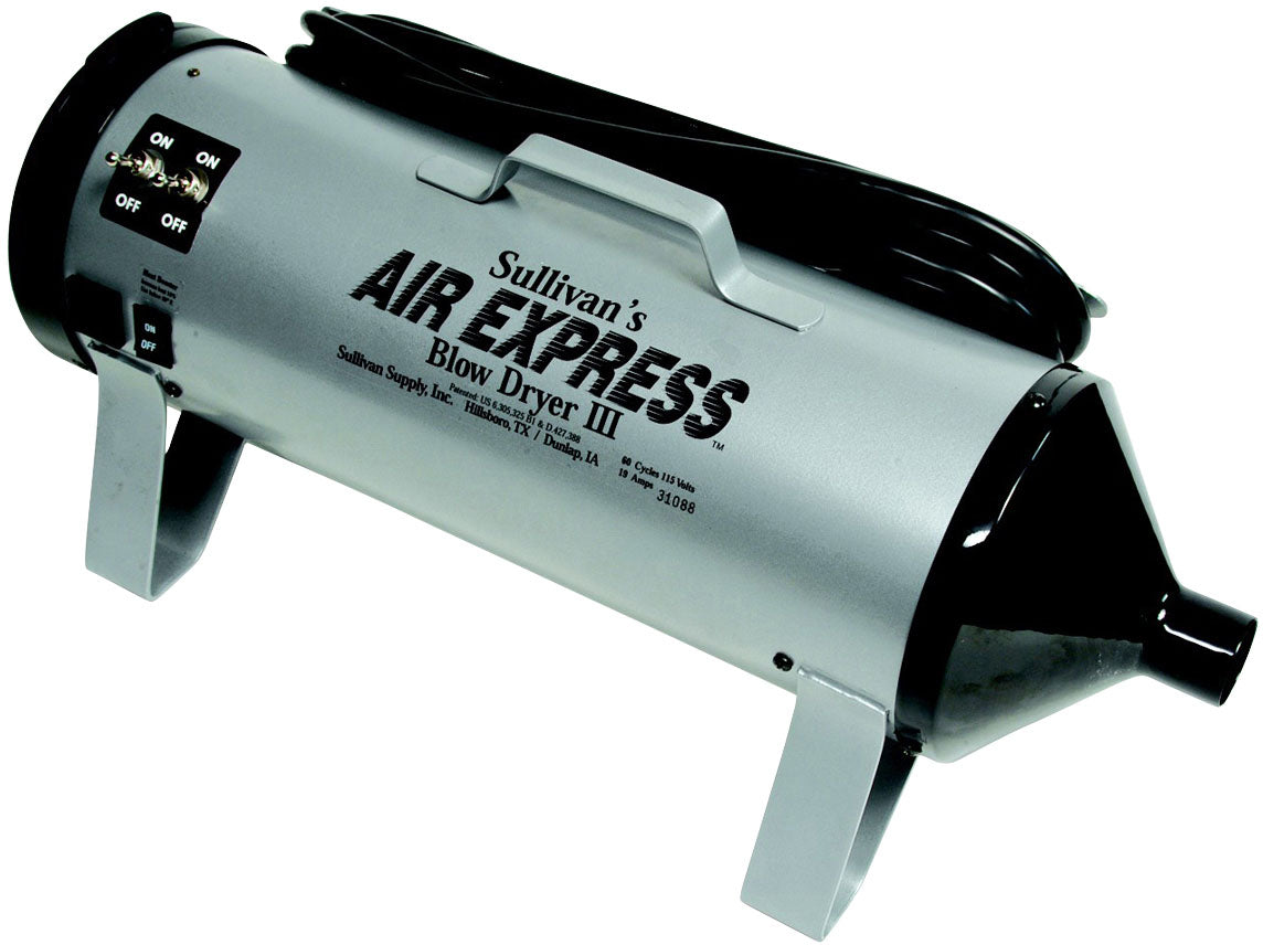 Sullivan Air Express Blow Dryer Farm & Ranch - Show Supplies Sullivan's Supply Teskeys