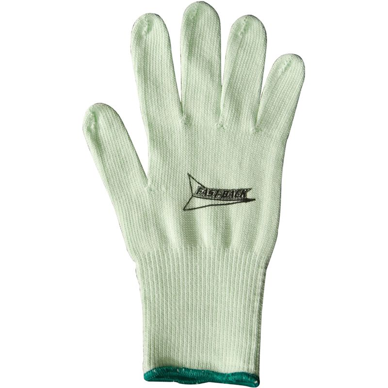 Fast Back Green Roping Gloves Tack - Ropes & Roping Fast Back Teskeys