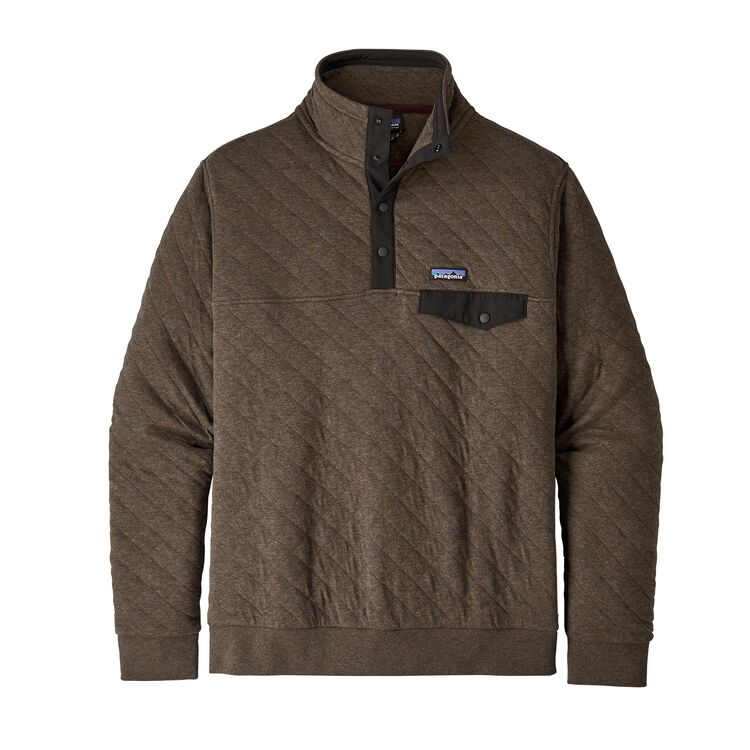 Patagonia Mens Quilted Snap-T Pullover MEN - Clothing - Pullovers & Hoodies PATAGONIA Teskeys