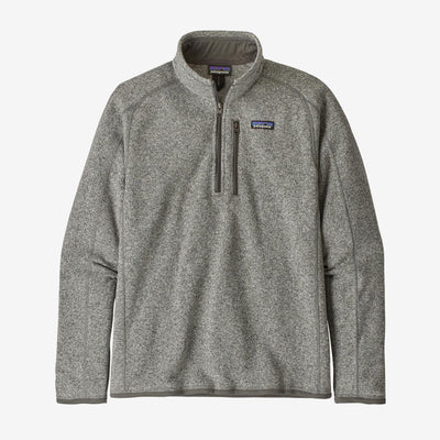 Patagonia Men's Better Sweater 1/4 Zip MEN - Clothing - Outerwear - Jackets Patagonia Teskeys