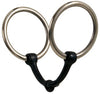 Stainless Steel Ring Snaffle Tack - Bits, Spurs & Curbs - Bits - Snaffle Partrade Teskeys