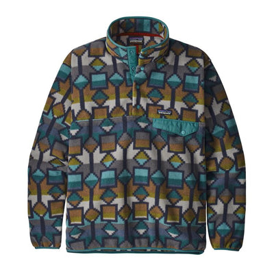 Patagonia Men's Lightweight Synchilla Snap-T Pullover MEN - Clothing - Pullovers & Hoodies PATAGONIA Teskeys
