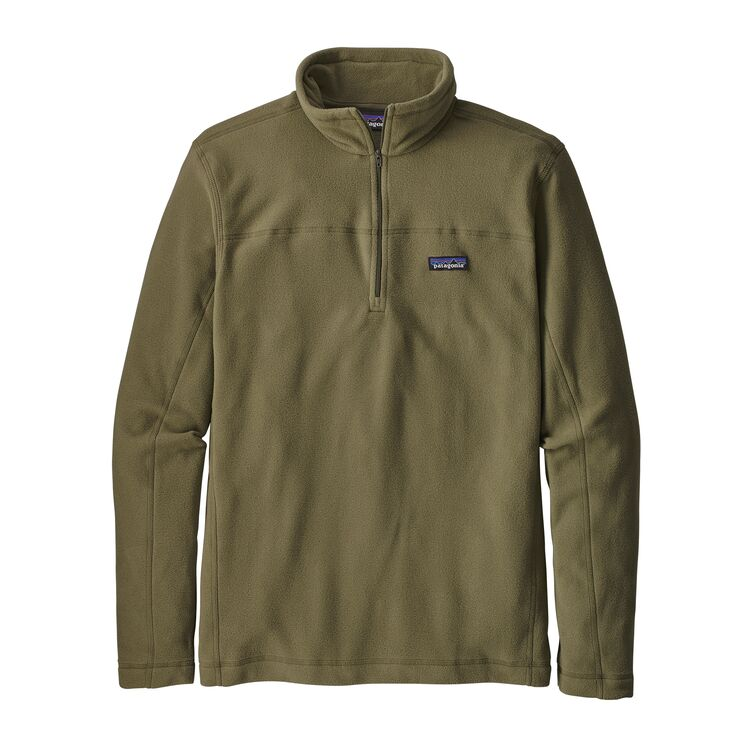 Patagonia Mens Mico D Pullover MEN - Clothing - Outerwear - Jackets PATAGONIA Teskeys