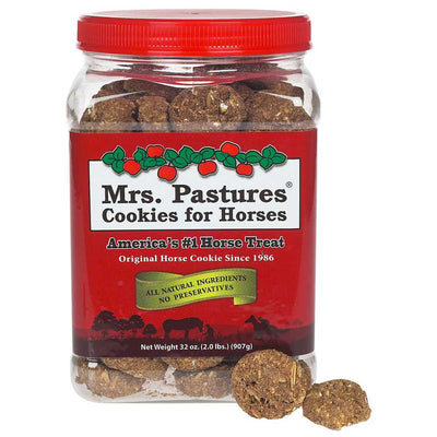 Mrs. Pastures Cookies for Horses Farm & Ranch - Animal Care - Equine - Toys & Treats Mrs. Pastures Teskeys