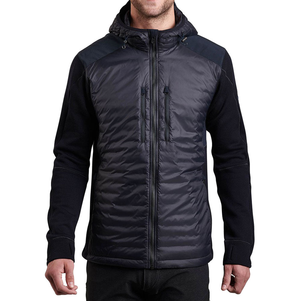 KÜHL Provocateur Hybrid Jacket MEN - Clothing - Outerwear - Jackets Kuhl Teskeys