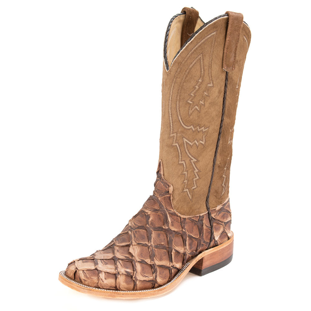 Anderson Bean Big Bass Lux Boot MEN - Footwear - Exotic Western Boots ANDERSON BEAN BOOT CO. Teskeys