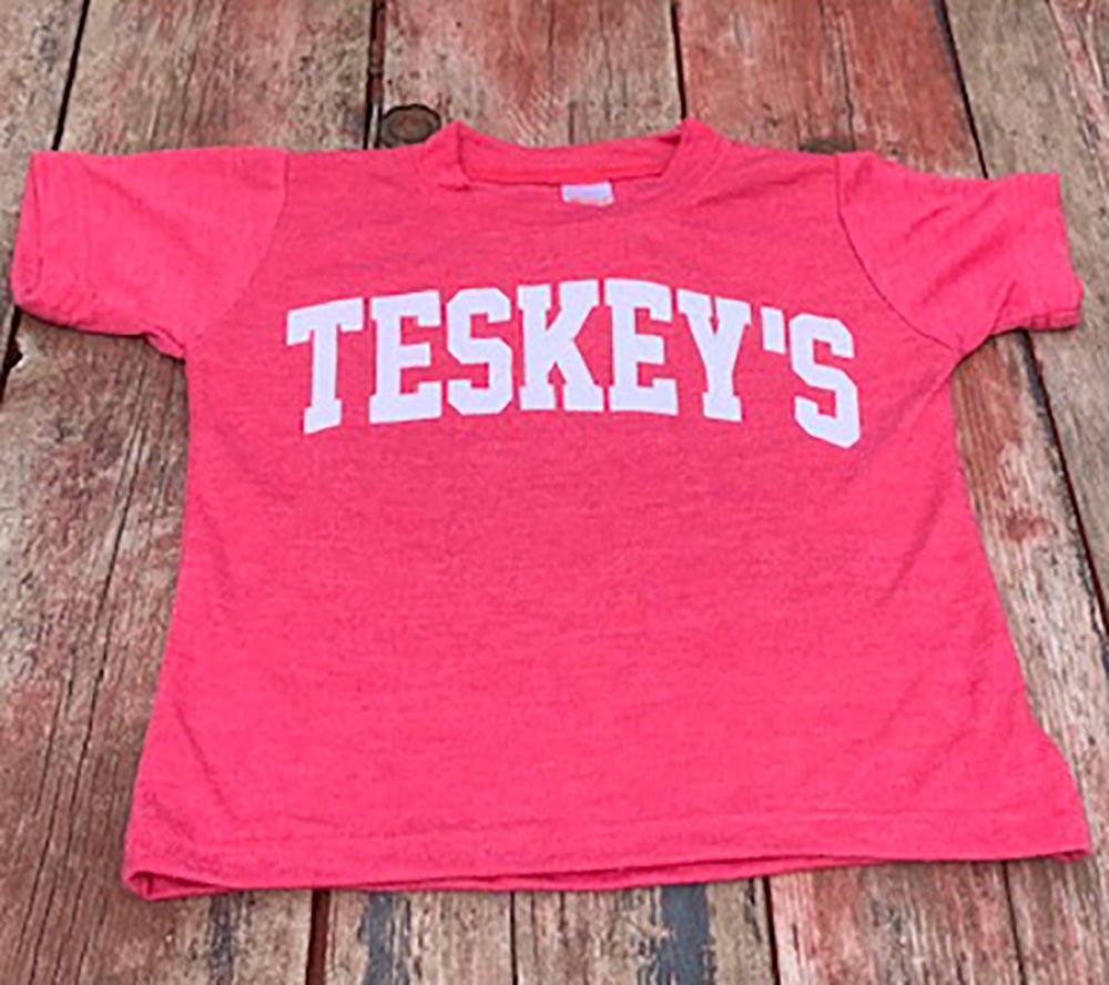 Teskey's Infant Short Sleeve Tee TESKEY'S GEAR - Youth SS Shirts OURAY SPORTSWEAR Teskeys
