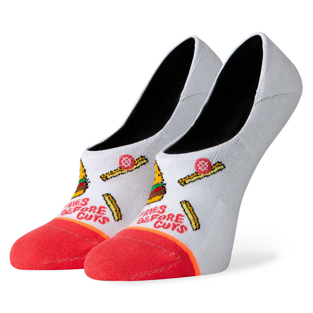 Stance Fries Before Guys No Show Socks WOMEN - Clothing - Intimates & Hosiery STANCE Teskeys