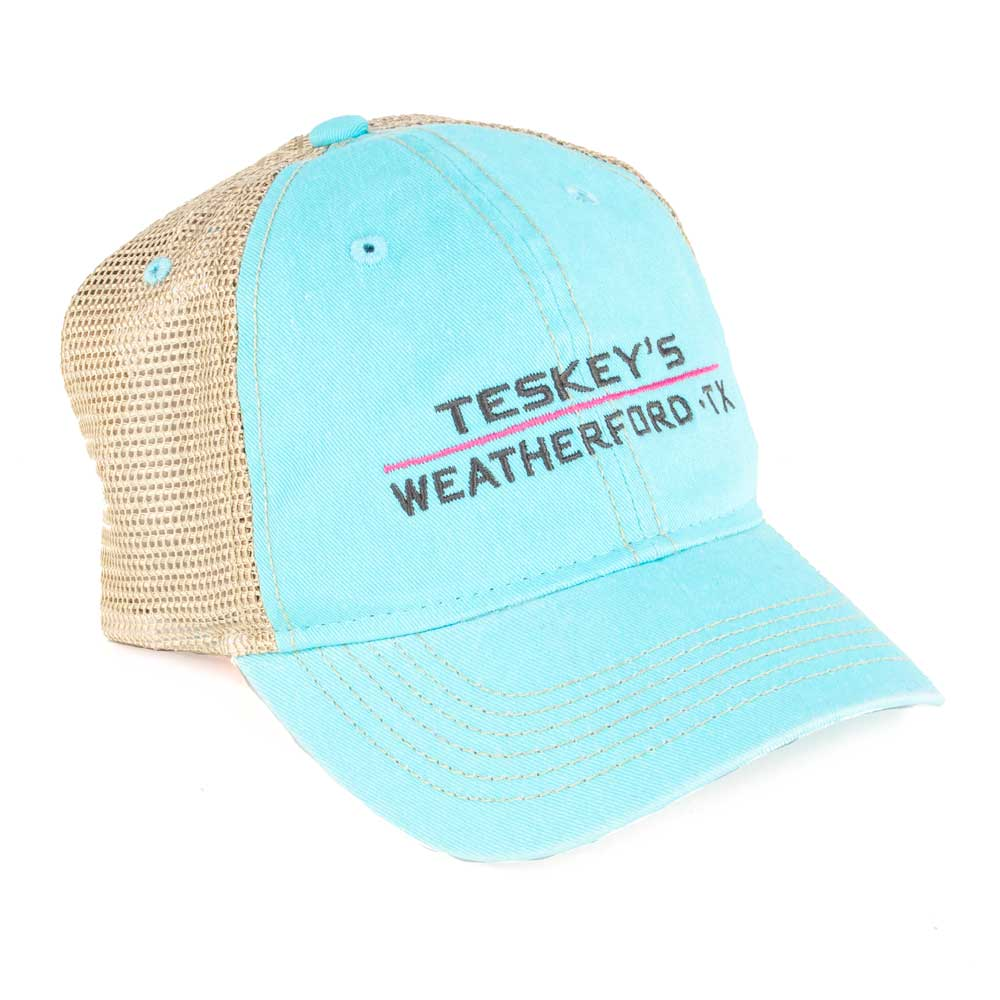 Teskey's Youth Texas Print Cap TESKEY'S GEAR - Youth Baseball Caps OURAY SPORTSWEAR Teskeys