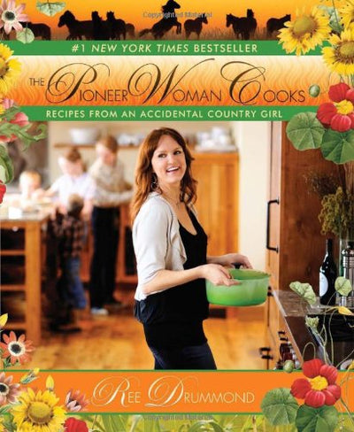 "Pioneer Woman Cookbook ""Recipes from an Accidental Country Girl"" HOME & GIFTS - Books Teskeys Teskeys"
