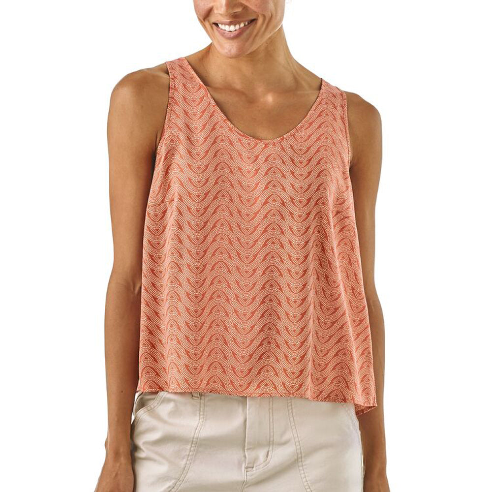 June Lake Tank Top WOMEN - Clothing - Tops - Sleeveless PATAGONIA Teskeys