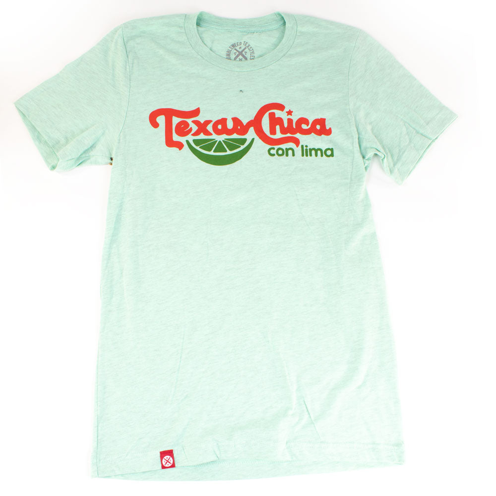 Tumbleweed TexStyles Texas Chica T-Shirt MEN - Clothing - Shirts - Short Sleeve Shirts TUMBLEWEED TEXSTYLES Teskeys
