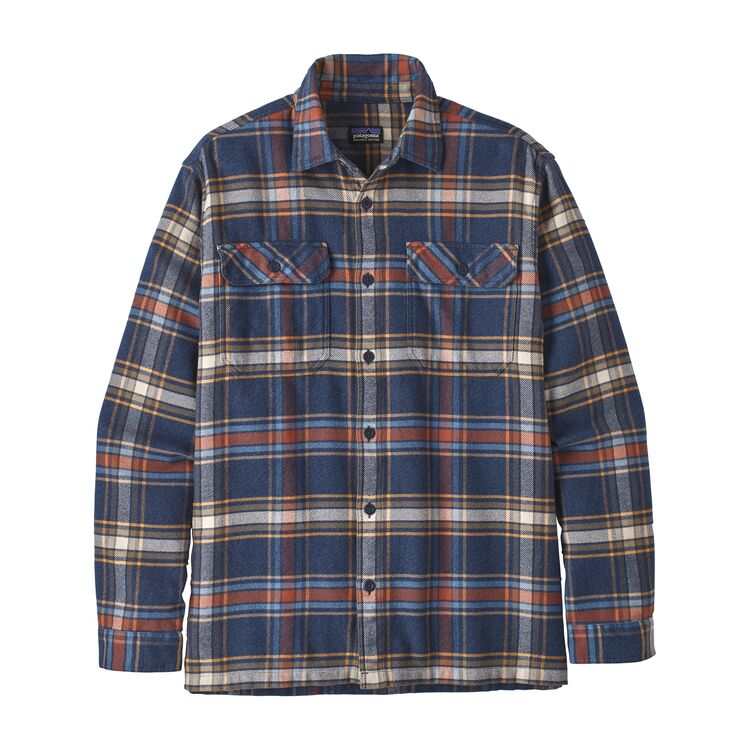 Patagonia Mens Fjord Flannel