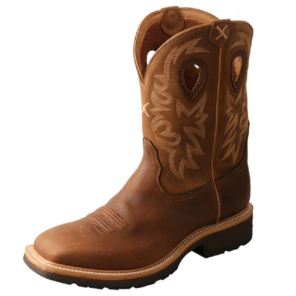 Twisted X Steel Toe Western Work Boot MEN - Footwear - Work Boots TWISTED X Teskeys