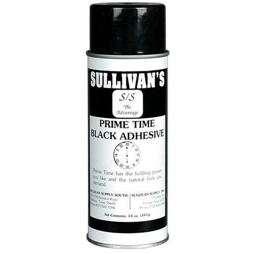 Sullivan's Prime Time Black Adhesive Farm & Ranch - Show Supplies Sullivan's Supply Teskeys