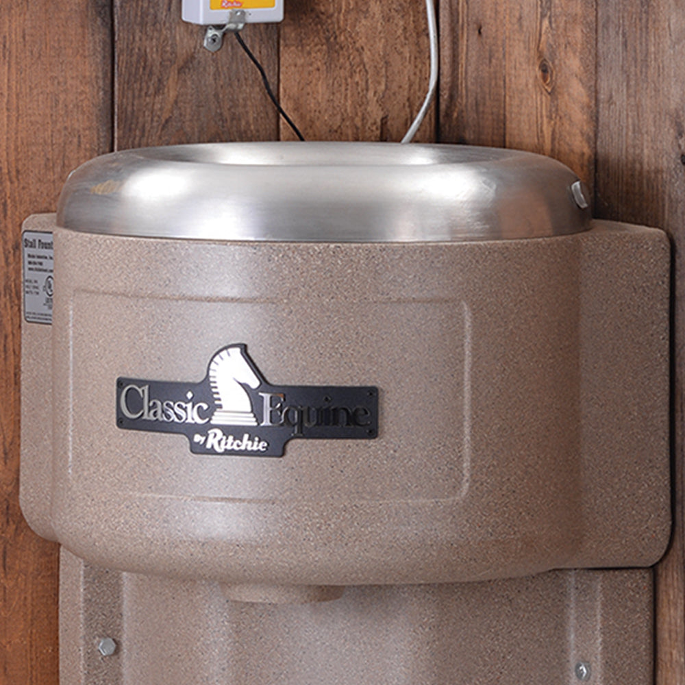 Classic Equine StallFount Farm & Ranch - Barn Supplies - Buckets & Feeders Classic Equine Teskeys