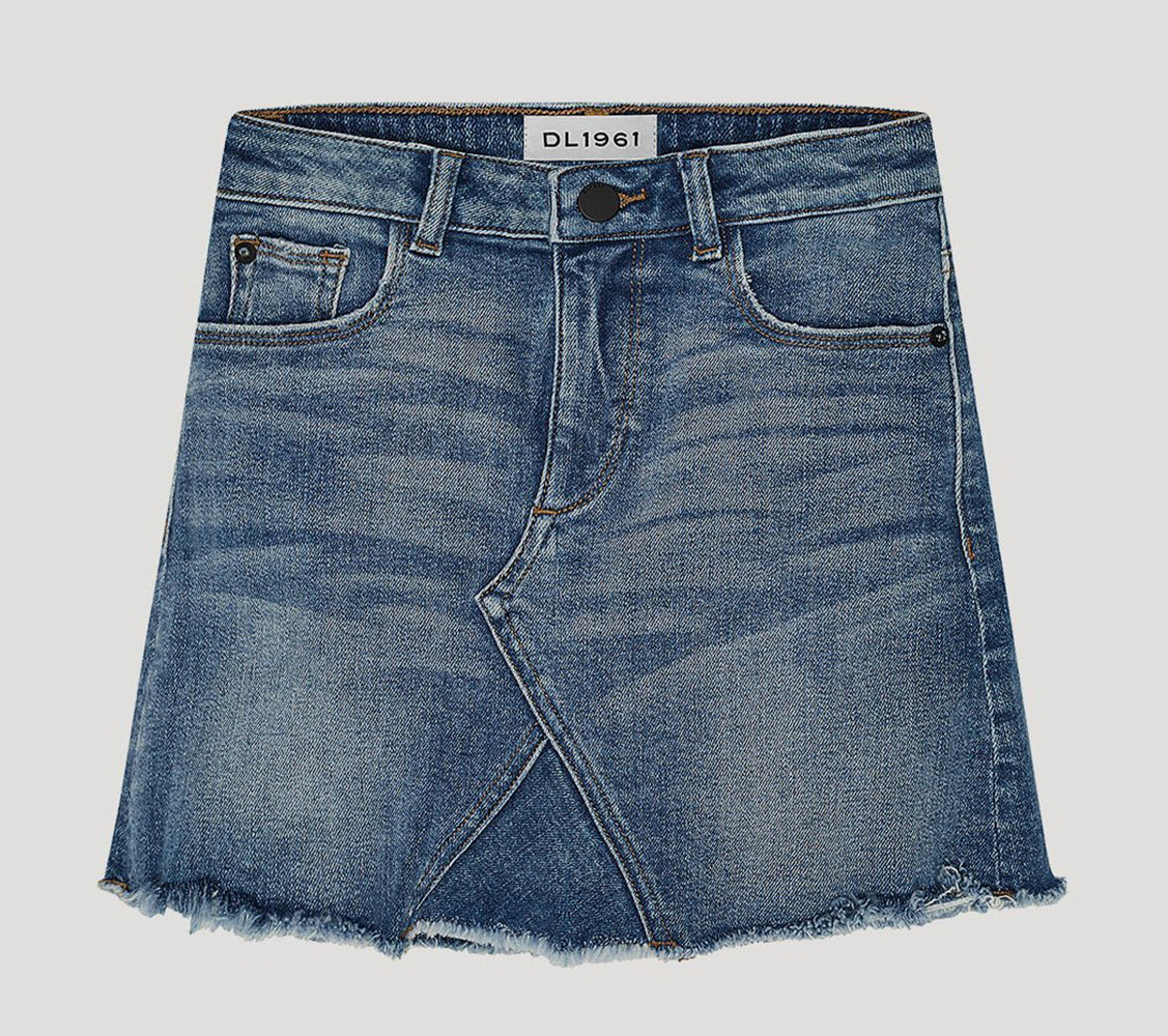 DL1961 Classic Cut Denim Jenny Skirt KIDS - Girls - Clothing - Skirts DL1961 Teskeys