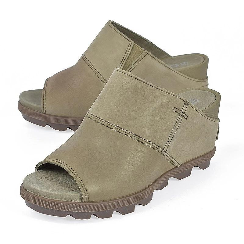 Sage Joanie II Slide Wedge WOMEN - Footwear - Heels & Wedges SOREL Teskeys