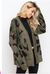 CAMOFLAGE CARDIGAN WOMEN - Clothing - Sweaters & Cardigans HEM & THREAD, INC. Teskeys