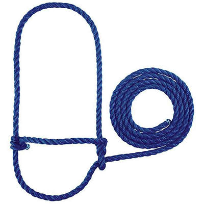Weaver Cattle Rope Halter Farm & Ranch - Show Supplies Weaver Teskeys