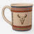 Pendleton American West Tan Mug HOME & GIFTS - Tabletop + Kitchen - Drinkware + Glassware PENDLETON Teskeys