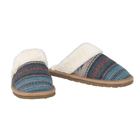 Blazin Roxx Grace Aztec House Slipper