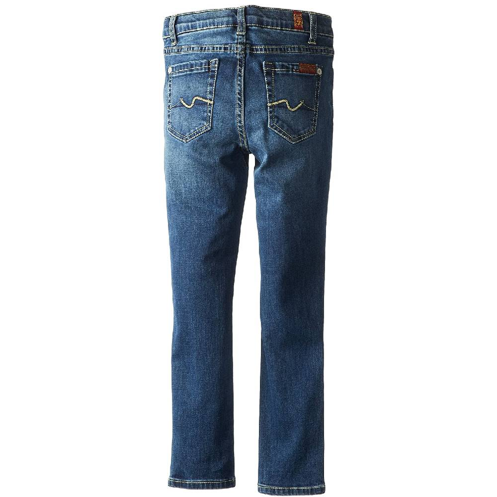 7 For All Mankind Girl's Denim Skinny Jean KIDS - Girls - Clothing - Jeans Teskeys Teskeys