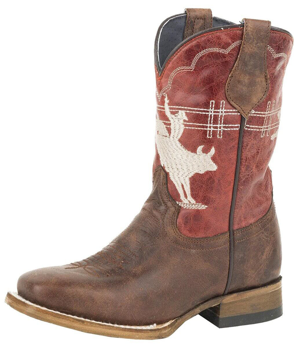 Kid's Roper Bull Rider Boot KIDS - Boys - Footwear - Boots ROPER APPAREL & FOOTWEAR Teskeys