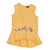 7 For All Mankind Embroidered Ruffle Tank KIDS - Girls - Clothing - Tops - Short Sleeve Tops Teskeys Teskeys