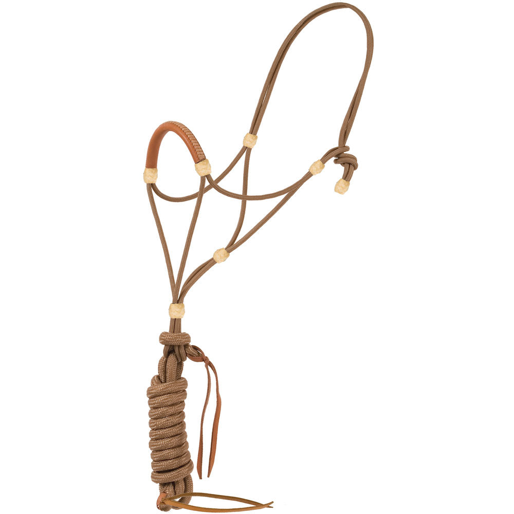 Elite Rope Halter Tack - Halters & Leads Teskey's Teskeys